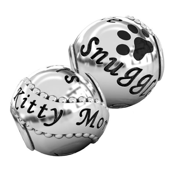 ded91b625 Silver Enamel, Christmas Ornaments, Beads, Holiday Decor, Pandora  Bracelets, Home Decor