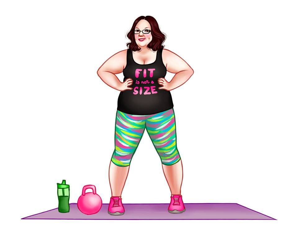 Fit is NOT a size.