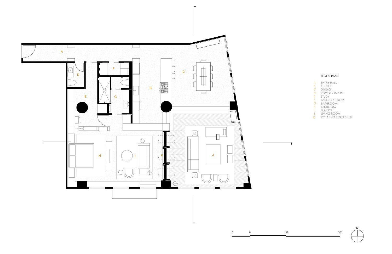 industrial loft floor plans