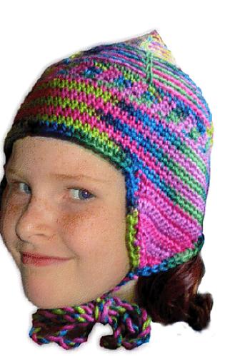 Ravelry: Chullo Hat pattern by Annie Modesitt | Crochet Patterns ...