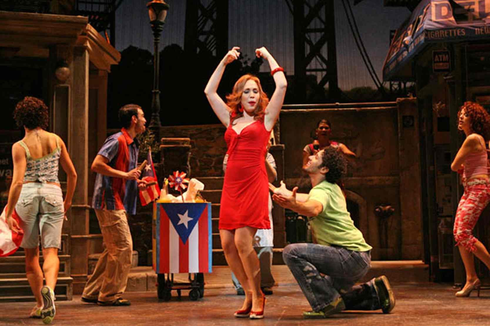 Pin By Carebear On In The Heights In The Heights Lin Manuel Lin Manuel Miranda