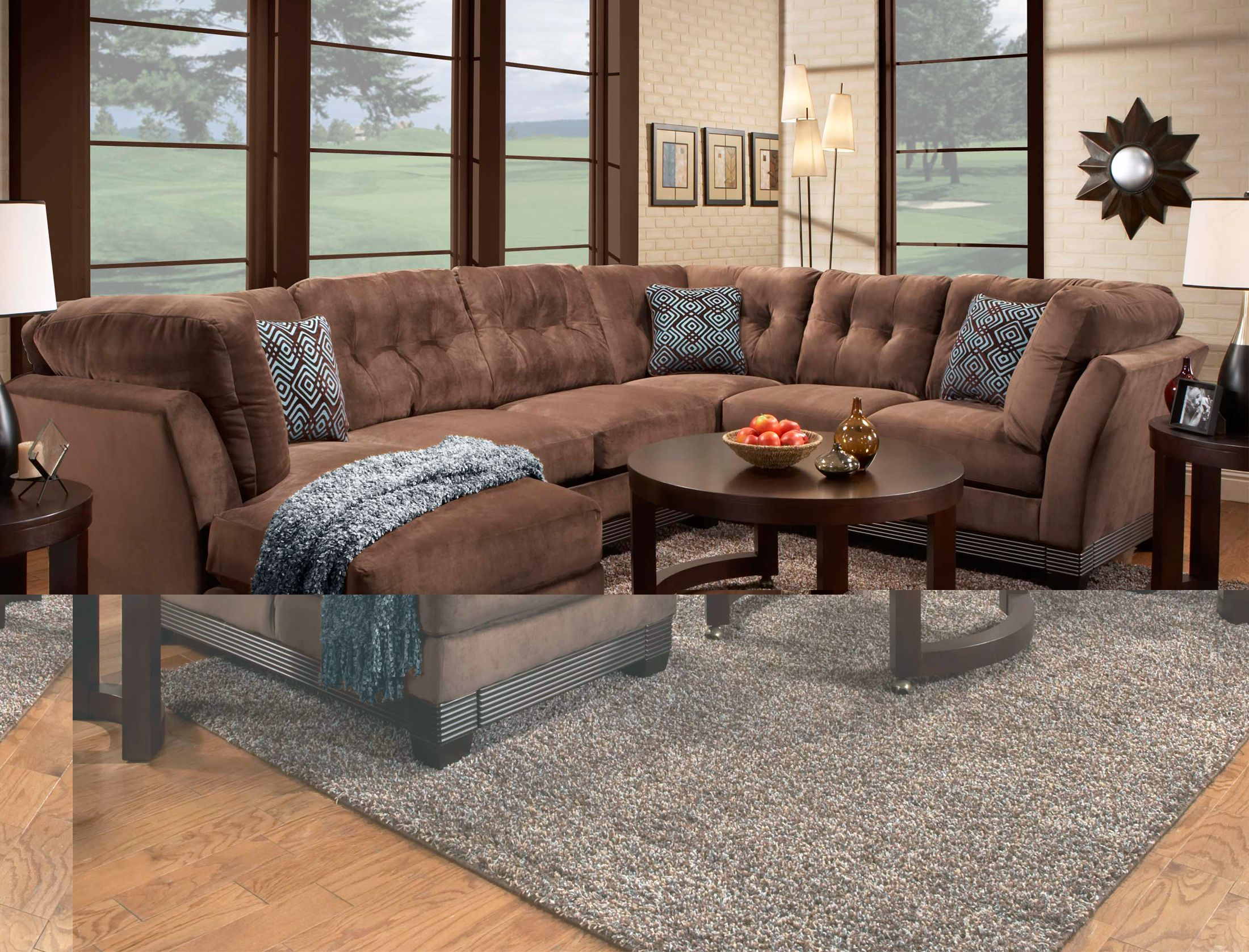 Jeromes eli sofa sectional plain good shizzle pinterest furniture wrap around couch with round table wrap around couch for small living room leather sectionals reclining sectional apartment furniture as well geotapseo Gallery