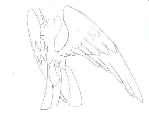 pony alicorn base gotta use that for my oc soon mlp pinterest