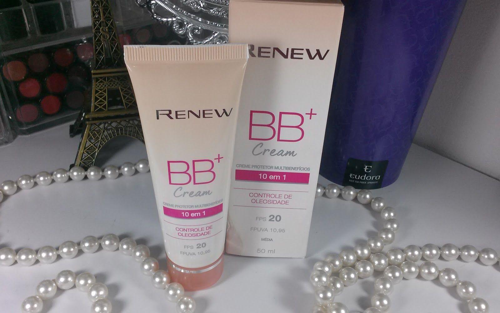No Espaço da Rô: Video: Resenha do BB Cream Renew Avon