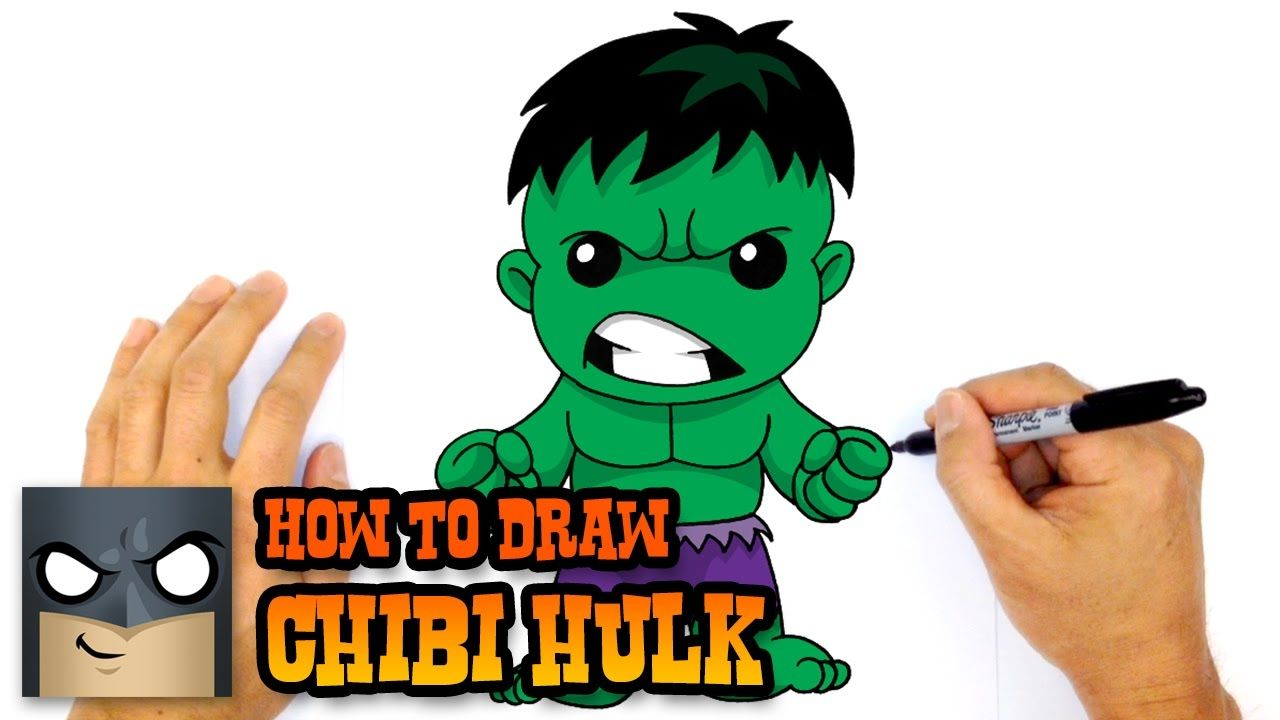 How To Draw Hulk The Avengers Drawing Lessons For Kids Drawing Lessons Step By Step Drawing