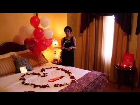 Romantic Hotel Room Ideas For Her Video Romantic Ways To Decorate A Hotel Room On Valentine's Day