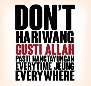Gambar Kata Kata Lucu Bahasa Sunda 2017 Lucu Kutipan Lucu Humor Lucu
