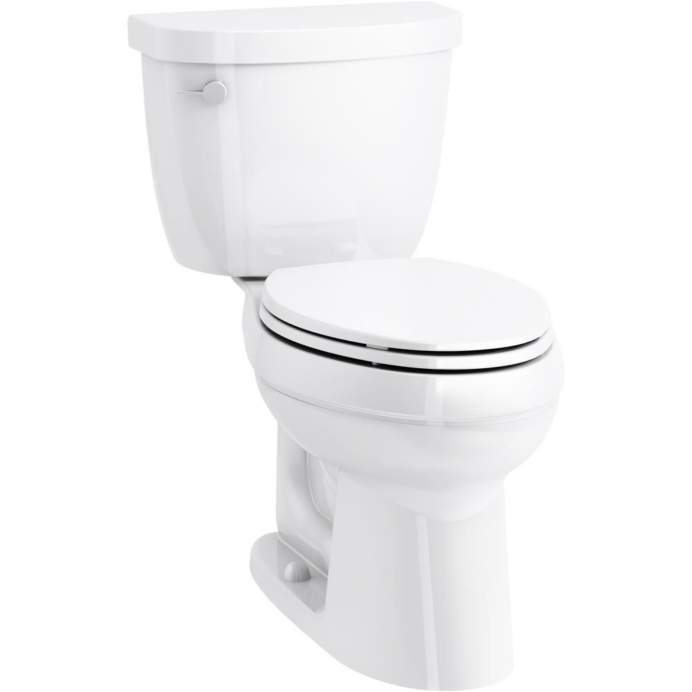 Kohler Cimarron 2 Piece Complete Solution 1 28 Gpf Single Flush