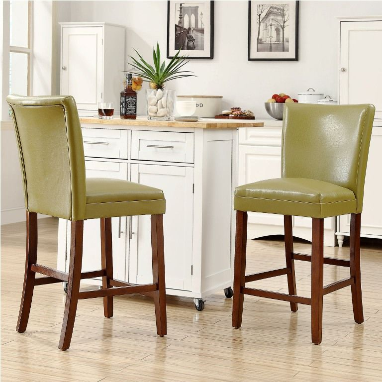 Dark Yellow Chairs Bar Stools With Kitchen Table On Wheels Also White Wall And Mount Cabinet Oak Target Black Painted