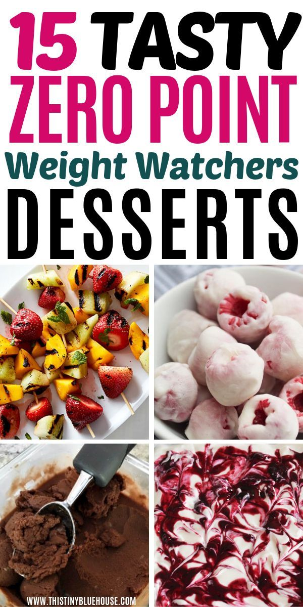 40+ Zero Point Weight Watchers Meals and Snacks images