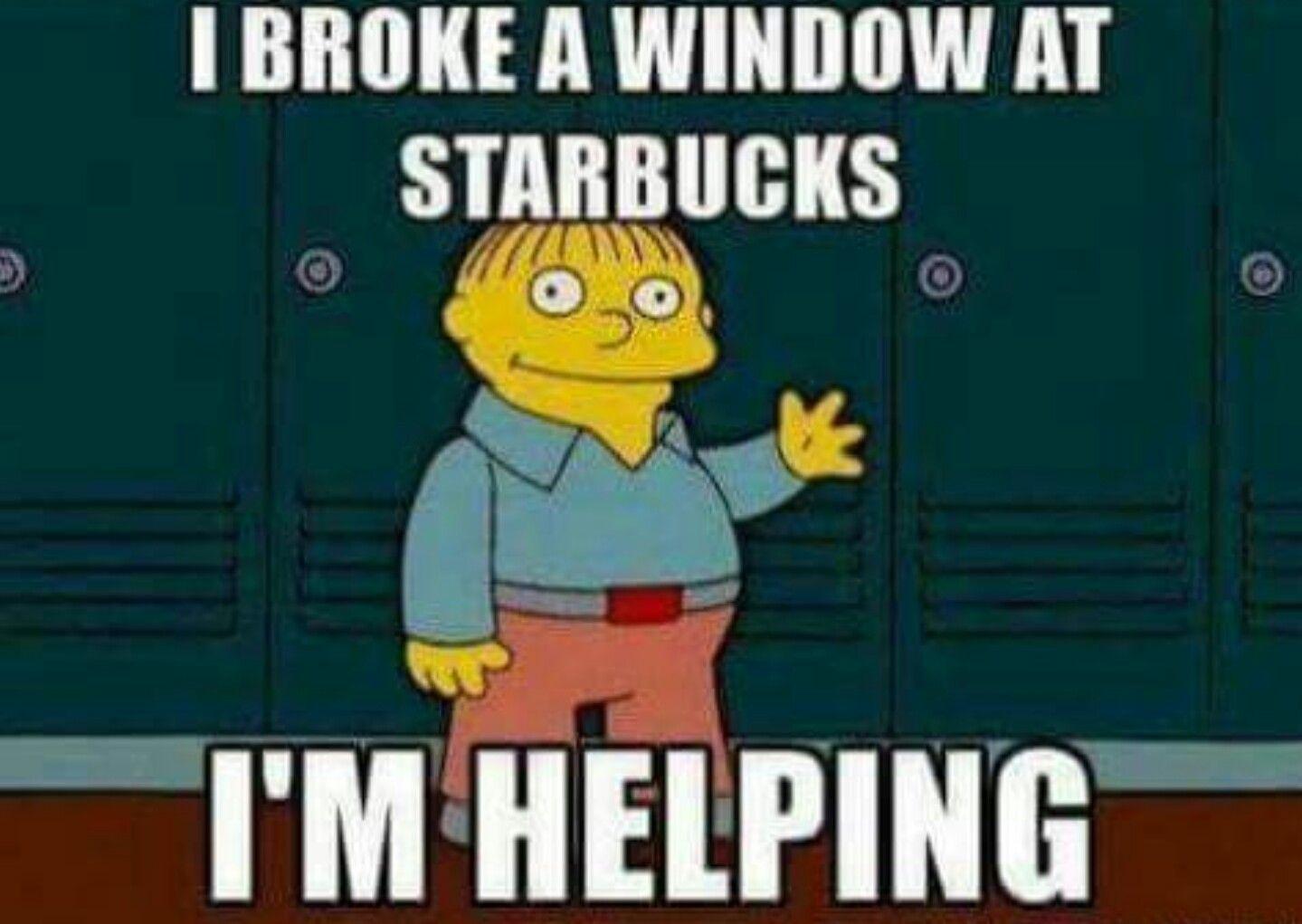 Anarchist Ralph Wiggum The Simpsons Simpson