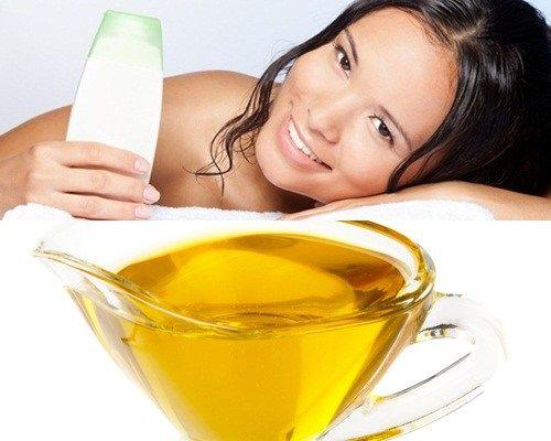 dầu oliu chống nắng