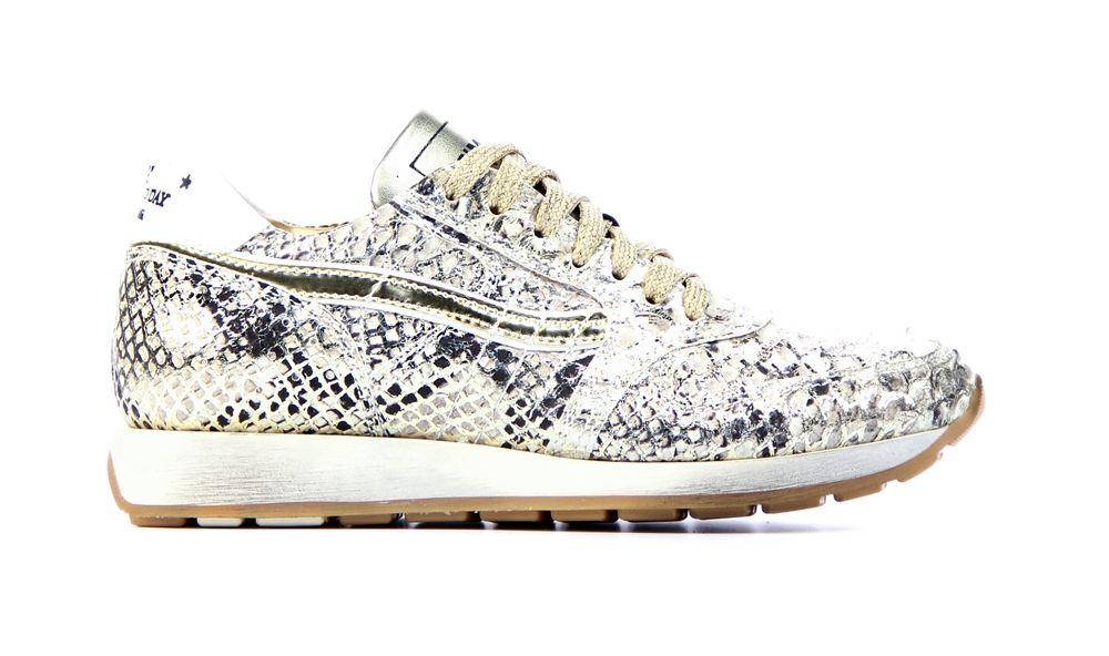 Top Primabase 29507 python Beige Sneakers van het merk Primabase voor Dames . Uitgevoerd in Beige gemaakt van .