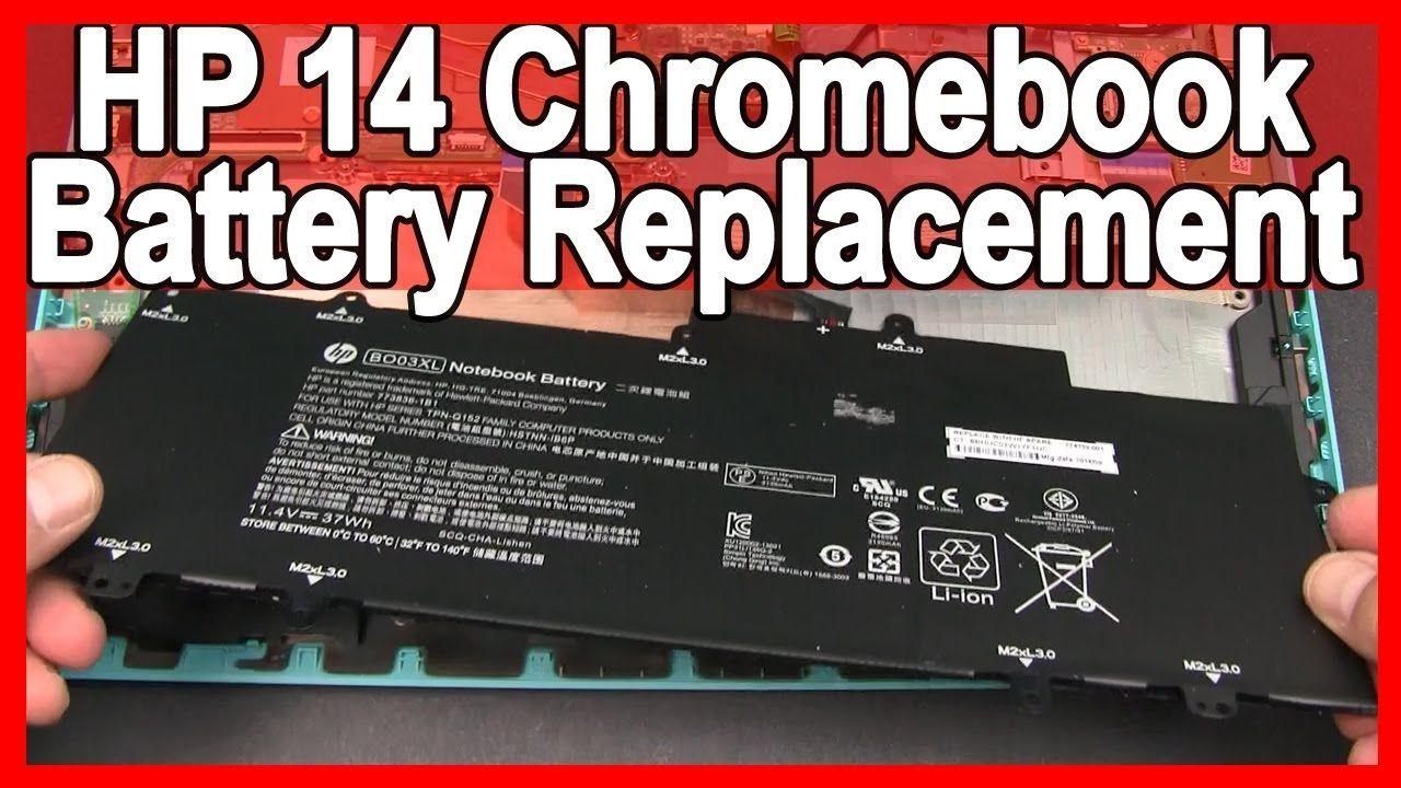 Hp chromebook 14 battery replacement hp 14 x010wm