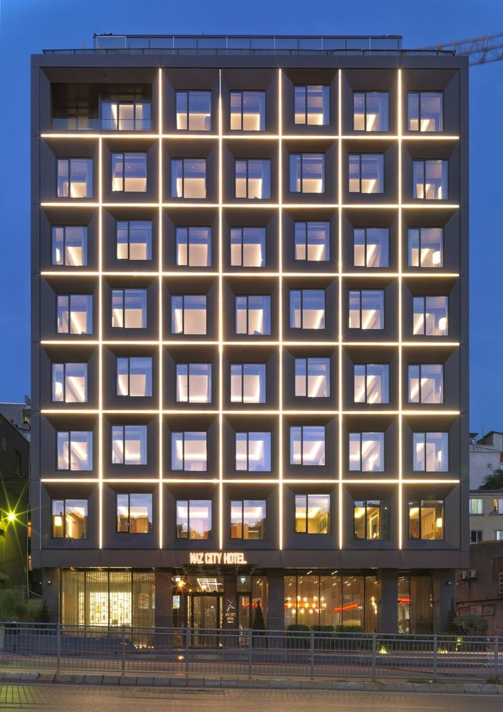 Gallery of naz city hotel taksim metex design group 28 for Design hotel group