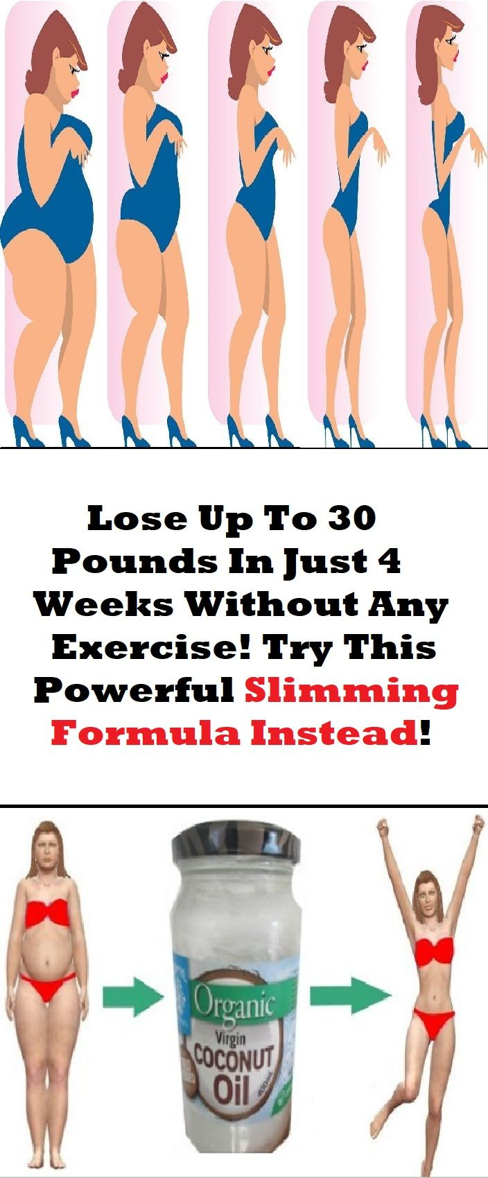 foto Coconut For Weight Loss With 4 Weeks Diet Plan