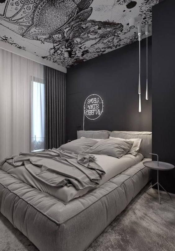 Home Decoration Minimalist Contemporary bedroom design projects to inspire you. #bocadolobo #bedroomdecorideas #bedroom #bedroomdecor #bedroomdesign #design #decor #bedroomfurniture #designideas #designinspirations #homedecor #homedecorideas #homedesign #homedesignideas #homeinteriors #bedroominterior #bedroomfurniture #luxurybedroom #modernbedroom #contemporarybedroom #uniquedesign #furniture #bed #lighting #bedroominteriordesign #interiordesign #modernfurniture #luxurylifestyle #luxuryhome.Hom