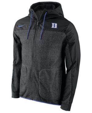 5f4c5a1d Nike Men's Duke Blue Devils Full-Zip Hypercolor Jacket - Black XXL ...