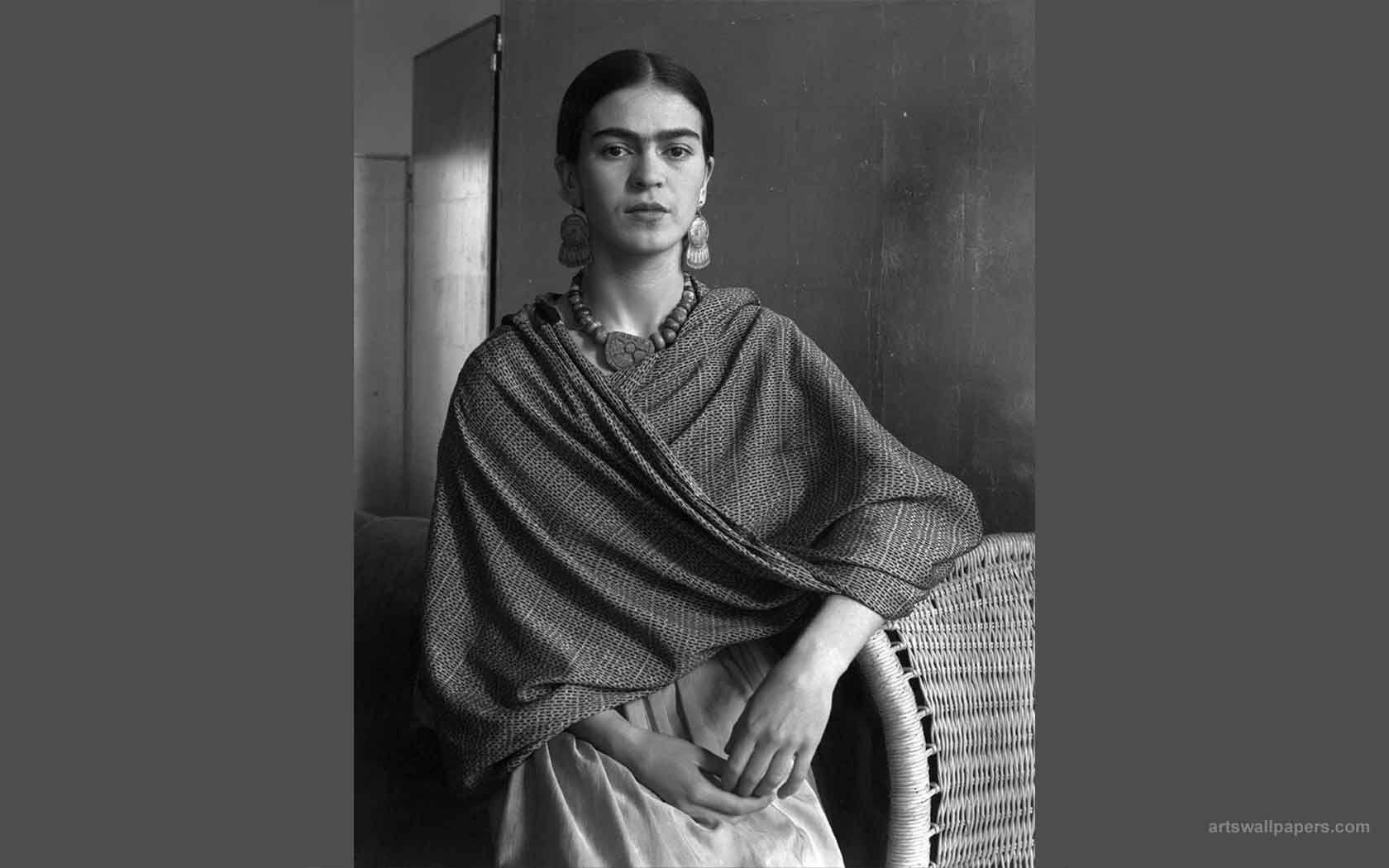 Image detail for -Frida Kahlo Wallpaper, Paintings, Art Wallpapers, Desktop