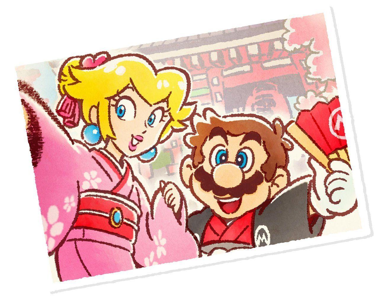 Pin on Mario