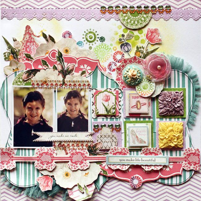 layout by DT Larissa Albernaz inspired by July´s WP´s GDT - Lady Grace Belarmino using Girl Land line