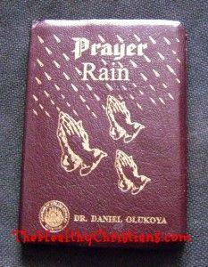 Prayer Rain Book