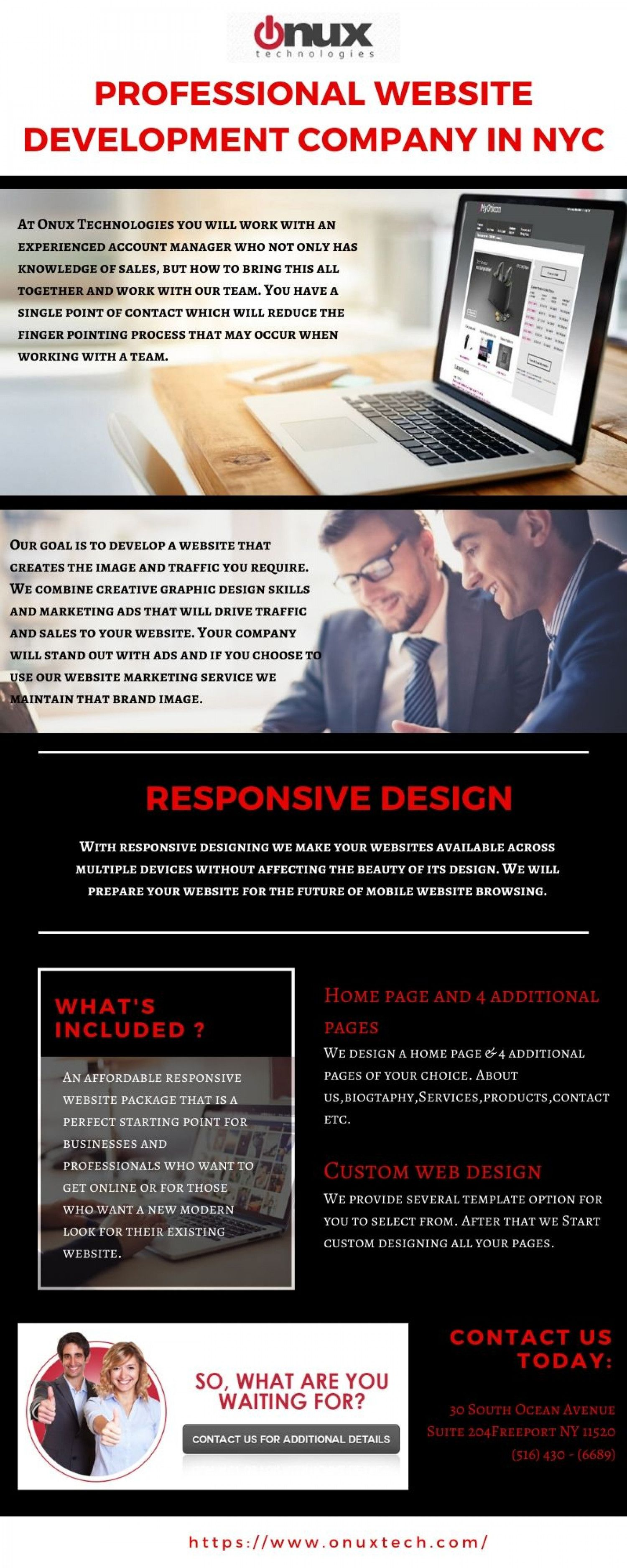 Pin By Onux Technologies On Small Business It Support Services Near Me In 2020 Website Development Company Small Business It Support Website Development