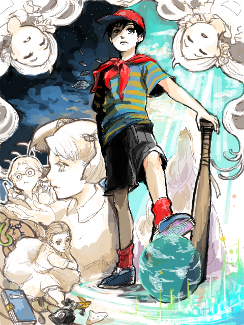 Earthbound zero or mother 1 | Earthbound/Mother | Mother
