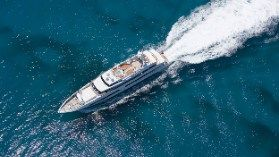Crewed luxury yacht charters   Superyachts for Charter   Burgess