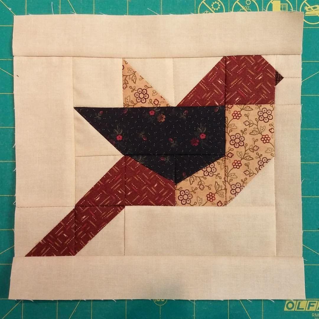 Qdnw patch duck block pattern quilt patterns