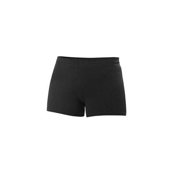 """Badger Womens B-Fit 2.5"""" Compression Shorts (RMP) Volleyball ❤ liked on Polyvore featuring activewear, activewear shorts and shorts"""