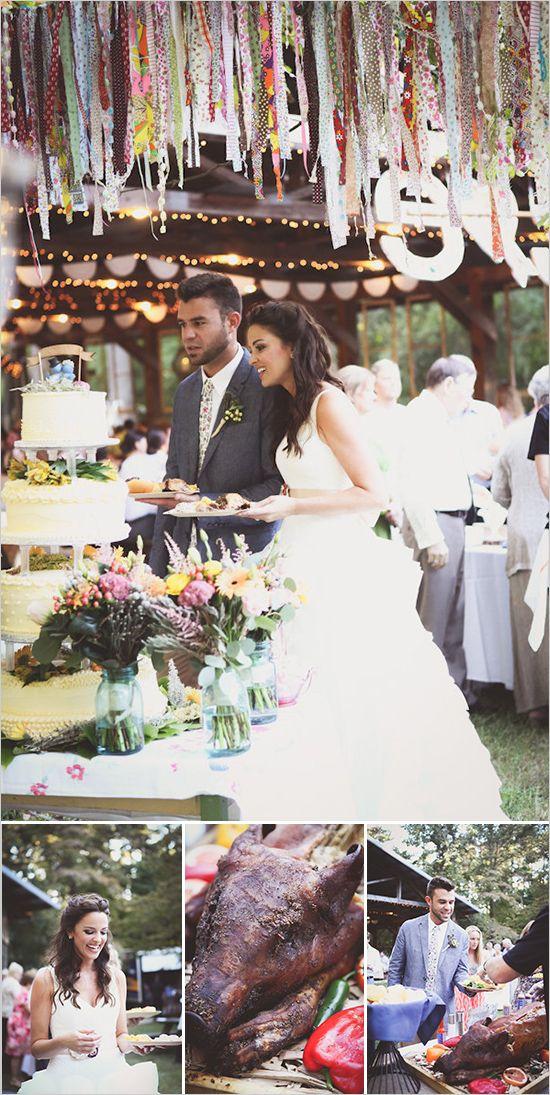 Snow Hill Maryland Quirky Budget Friendly Wedding Wedding Ideas