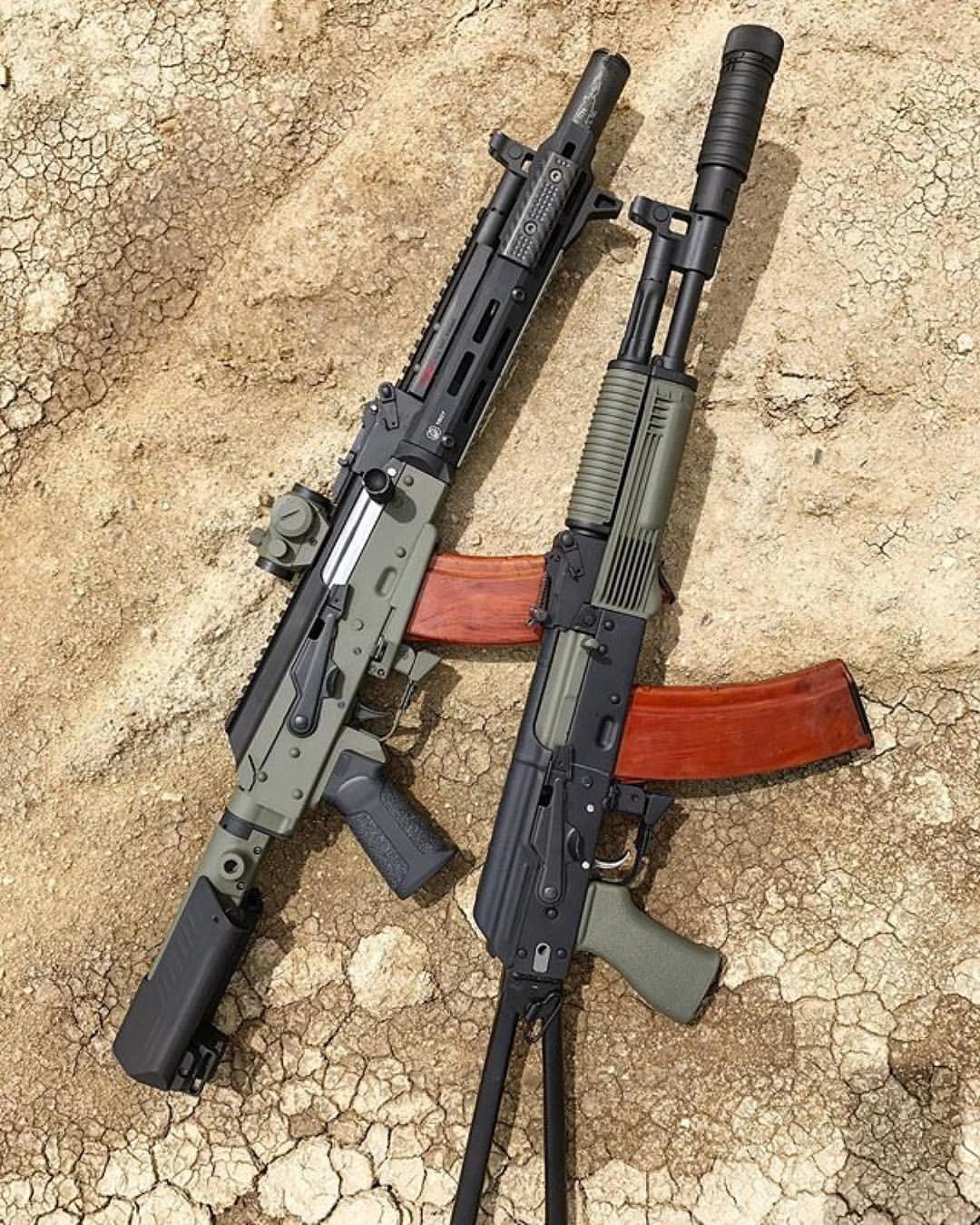 2 814 Likes 7 Comments Daily Custom Guns Dailycustomguns On Instagram By Bgonz 5 45 The Green Guns Tactical Guns And Ammo Shooting Guns