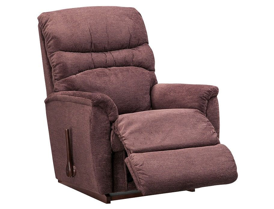 La Z Boy Coleman Chocolate Rocker Recliner Rocker Recliners Recliner Recliner Chair