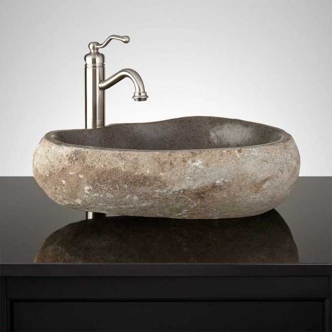 stone vessel sinks sink glass bowl sink
