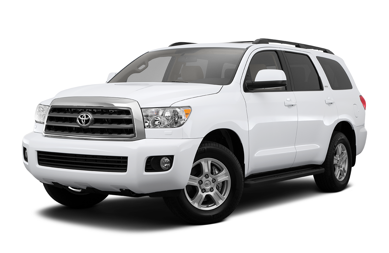 2017 toyota sequoia redesign white colors