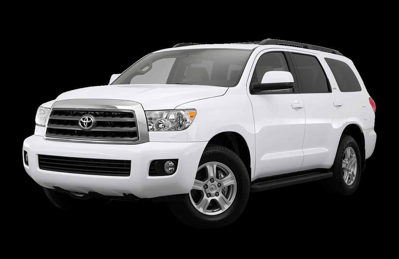 2017 Toyota Sequoia Redesign White Colors