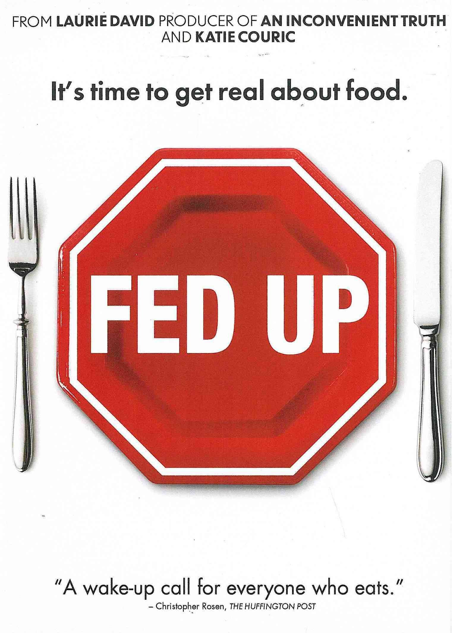 Fed Up With Movies Like Fed Up >> Stephanie Soechtig S Documentary Fed Up Narrated By Katie Couric