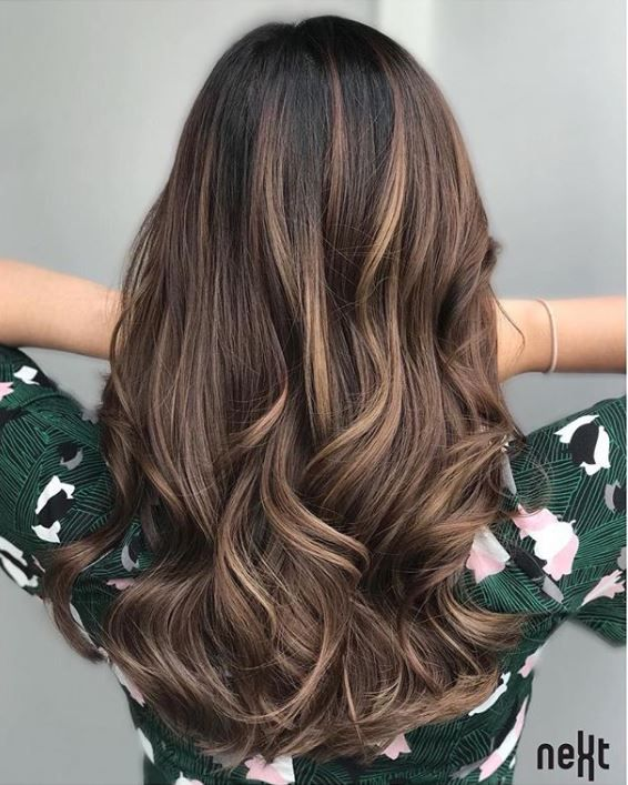 15 Low Maintenance Balayage Hair Colour Ideas Perfect For The Office The Singapore Women S Weekly Balayage Asian Hair Hair Color Balayage Hair Color Asian