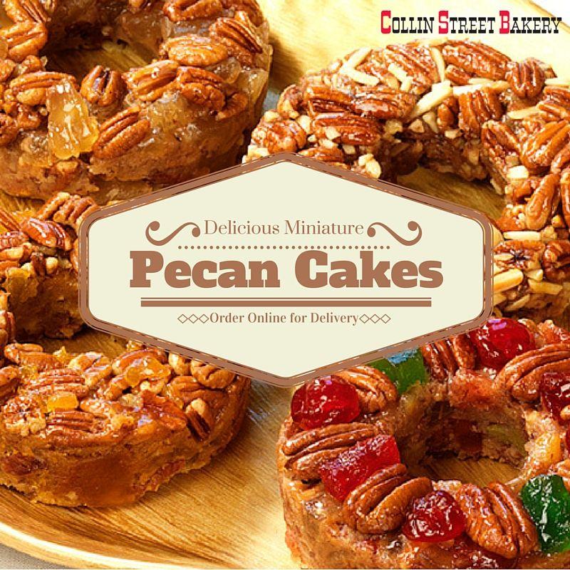 Collin Street Bakery Pineapple Pecan Cake Recipe