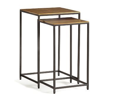 Wes Nesting Tables Products Table Diy End Tables
