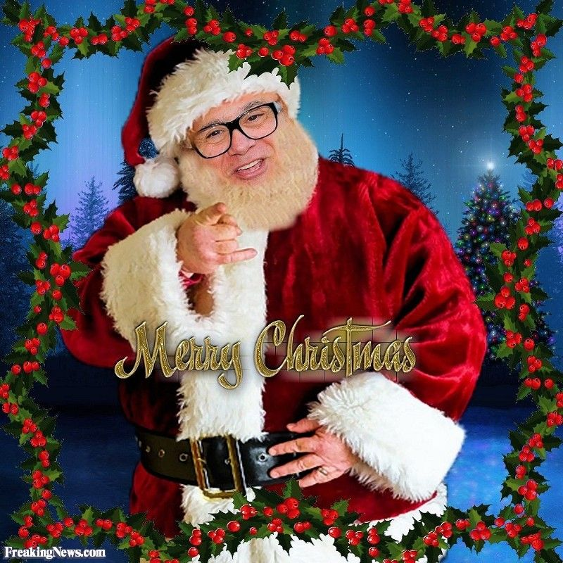 Danny Devito Christmas Card Christmas Cards Christmas Card Pictures Christmas
