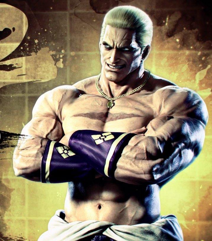 Geese Howard King Of Fighters Street Fighter Twitter Header Aesthetic