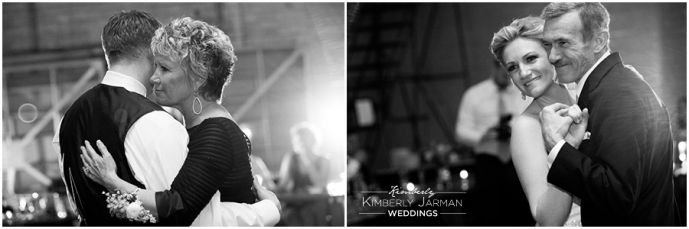 Kimberly Jarman Photography Father Daughter Dance Mother Son Wedding Reception