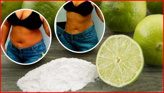Limao E Bicarbonato Para Queimar Gordura Abdominal Detox