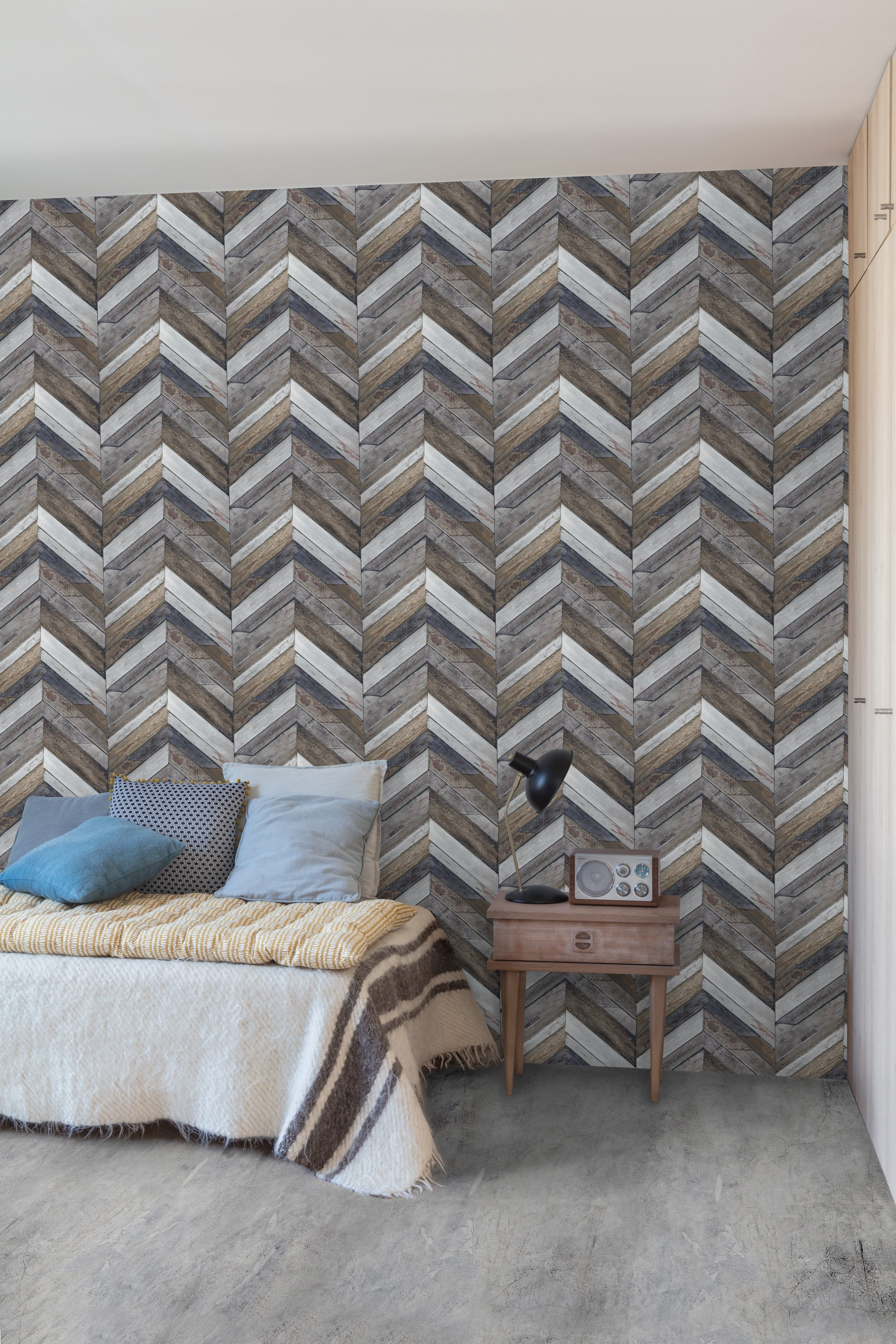 A brand new wallpaper colection. The Lagom collection