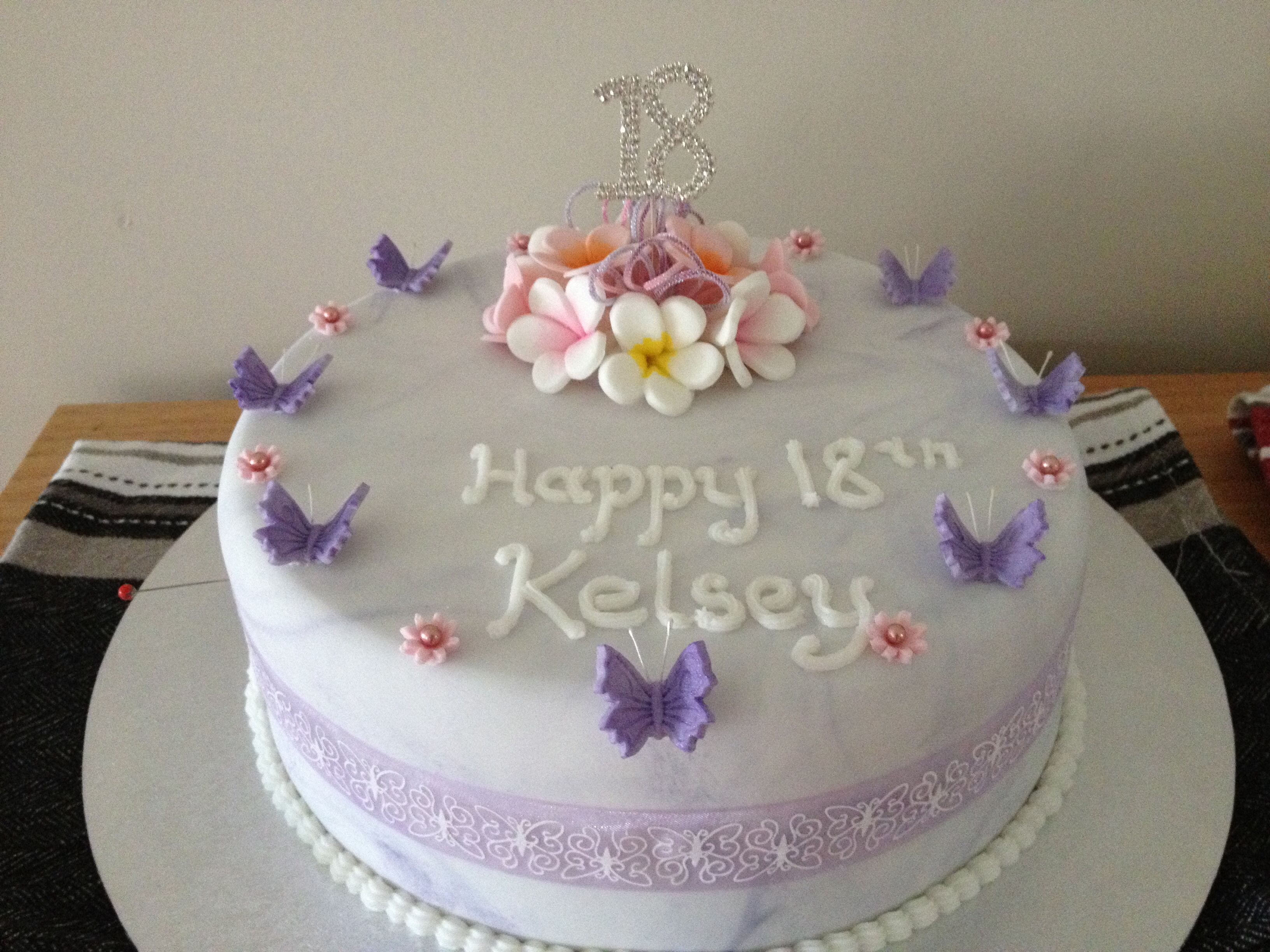 Th birthday cake my cakes pinterest th birthday cake