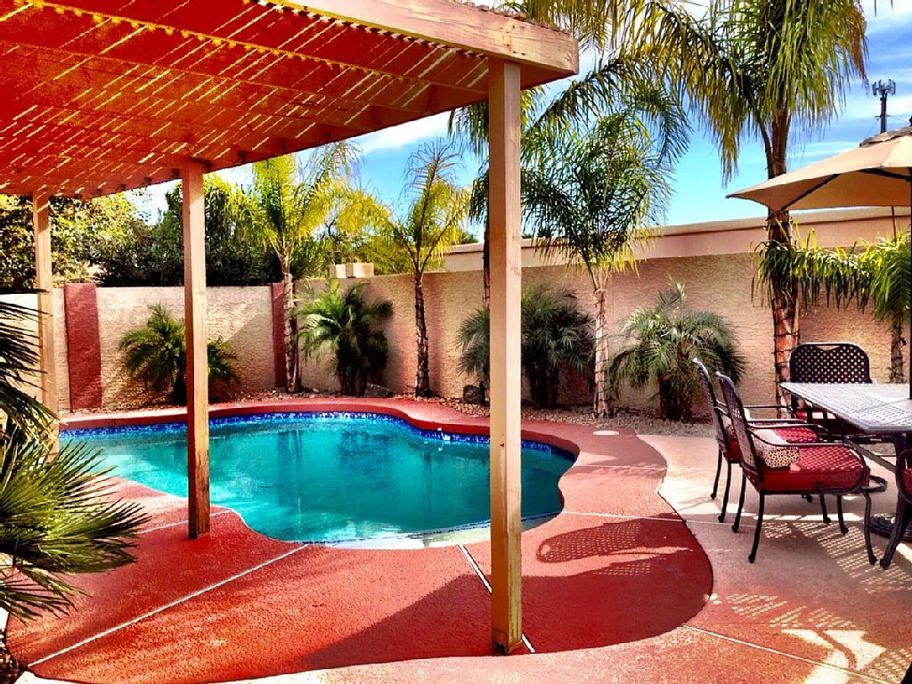 House vacation rental in Phoenix from vacation
