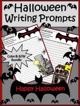 happy halloween story starters