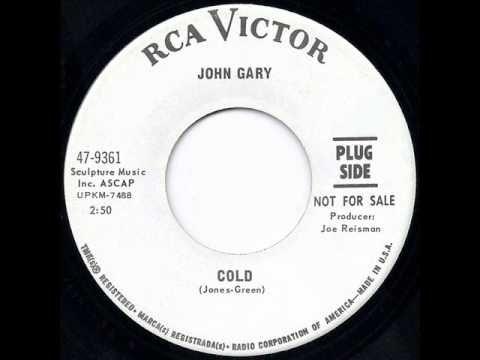 ▶ 1967 John Gary - Cold (restored) - YouTube